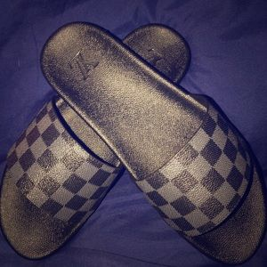 Men Louis Vuitton sandal
